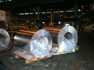 Aluminium Bänder Bleche
