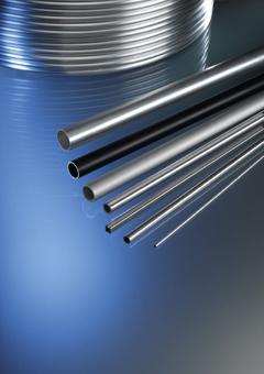 Aluminium Rohre